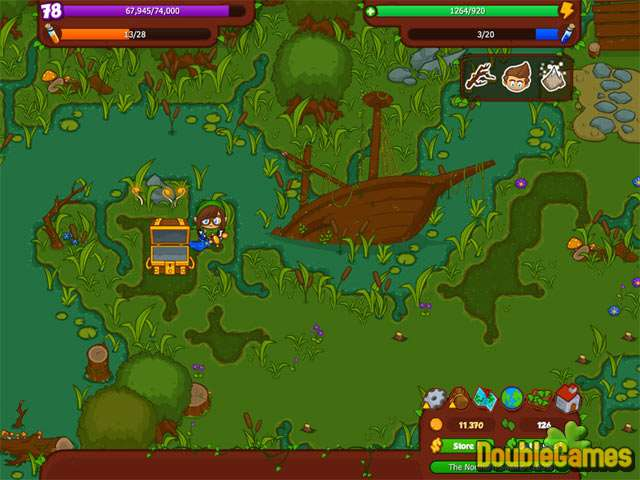 Kostenloser Download Bush Whacker 2 Screenshot 1