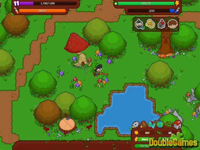 Kostenloser Download Bush Whacker 2 Screenshot 3