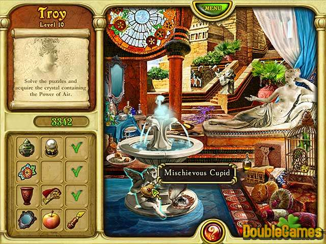 Kostenloser Download Call of Atlantis: Treasures of Poseidon Screenshot 2