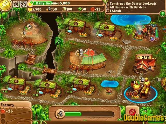 Kostenloser Download Campgrounds: The Endorus Expedition Screenshot 2