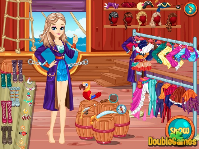 Kostenloser Download Carribean Pirate Ella's Journey Screenshot 3