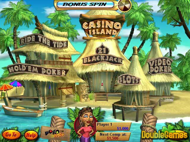 Kostenloser Download Casino Island To Go Screenshot 2