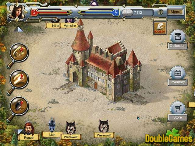 Free Download Castle Secrets: Between Day and Night Screenshot 1
