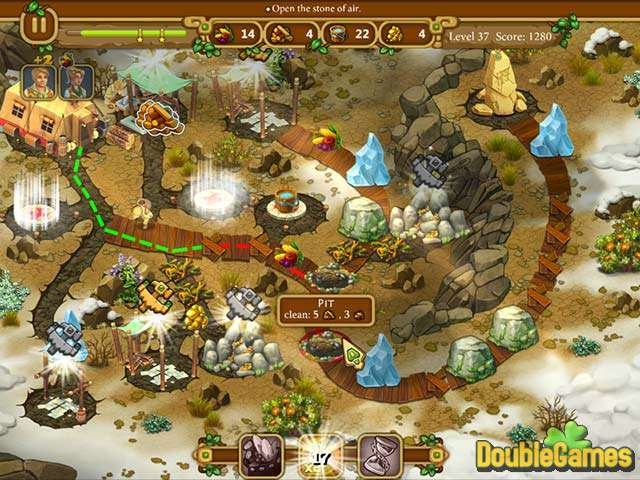 Kostenloser Download Chase for Adventure: The Lost City Screenshot 3