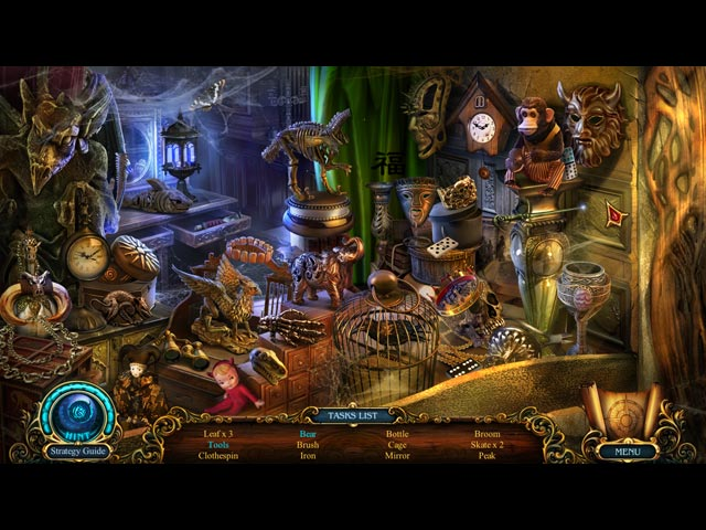 Free Download Chimeras: Melodie der Rache Sammleredition Screenshot 1