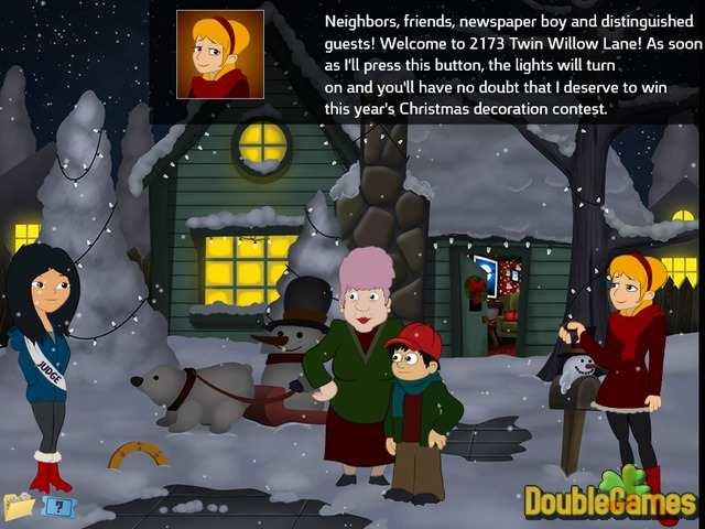 Free Download Christmas Blackout Screenshot 1