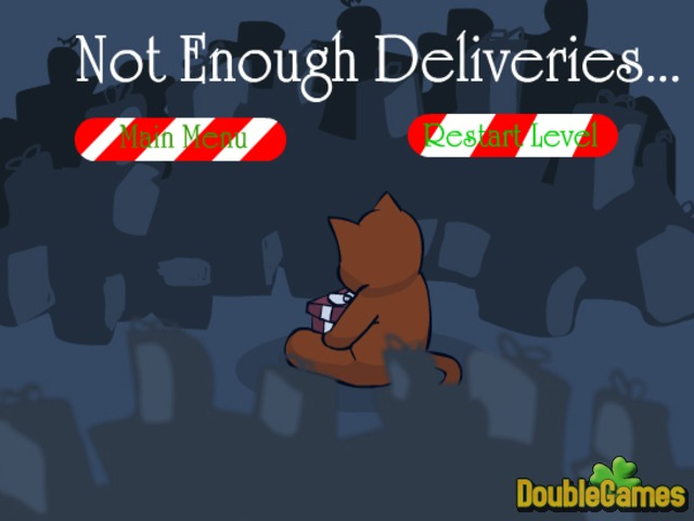 Free Download Christmas Cat Screenshot 2