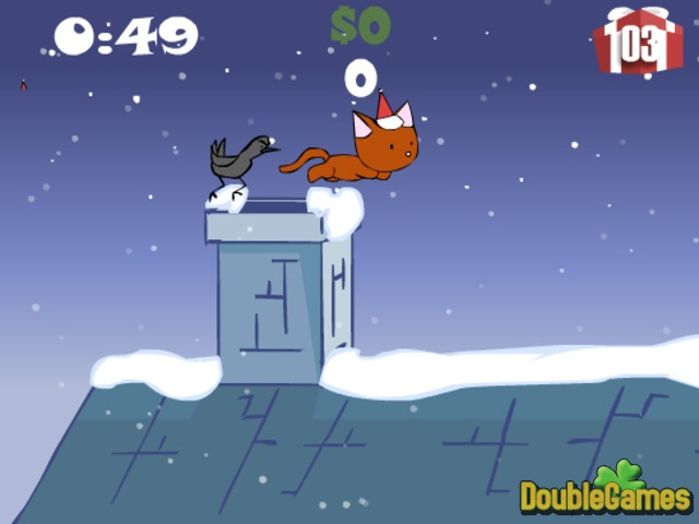 Free Download Christmas Cat Screenshot 3