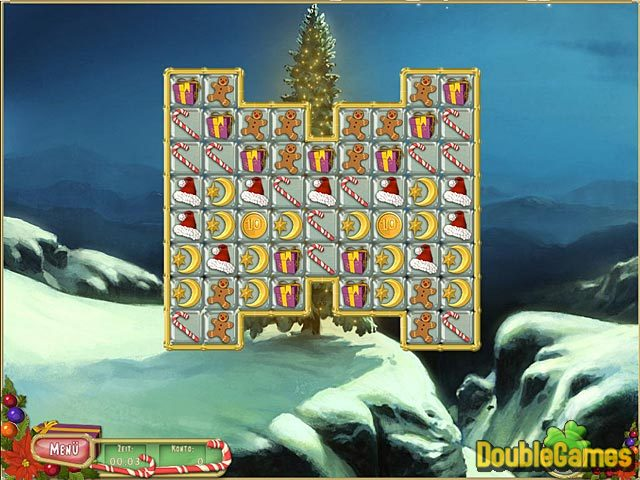 Free Download Christmas Puzzle Screenshot 1