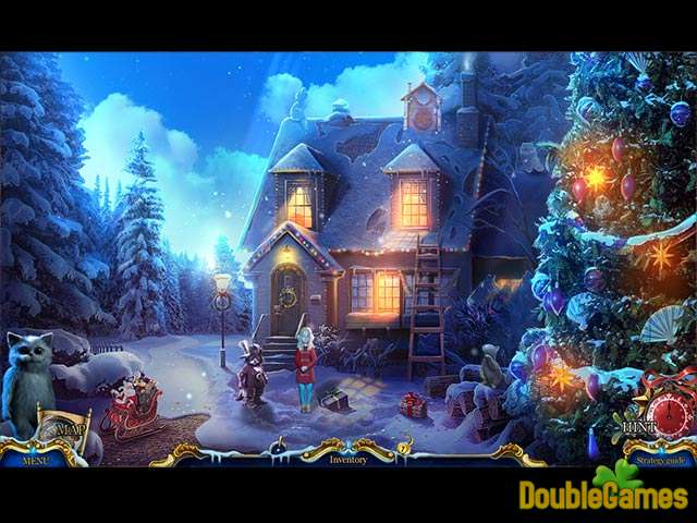 Kostenloser Download Christmas Stories: Der Gestiefelte Kater Sammleredition Screenshot 1