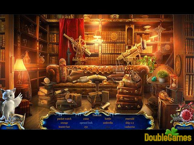 Kostenloser Download Christmas Stories: Der Gestiefelte Kater Sammleredition Screenshot 2