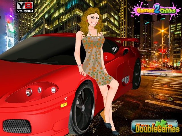 Kostenloser Download City Girl DressUp Screenshot 3