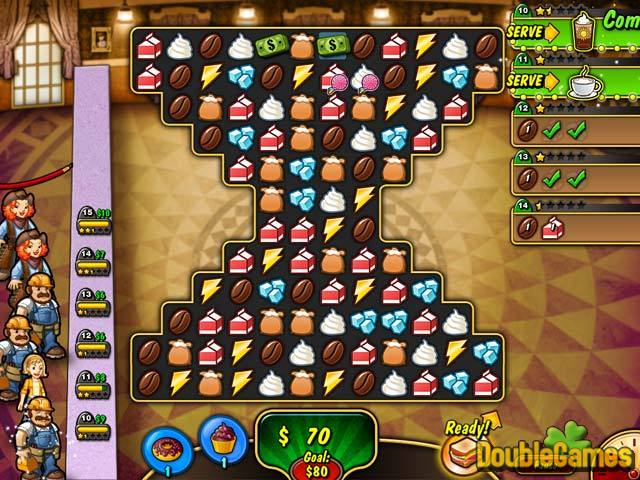 Kostenloser Download Coffee Rush 2 Screenshot 1