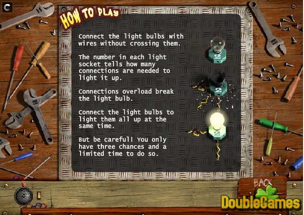 Free Download Connect The Bulbs Screenshot 3
