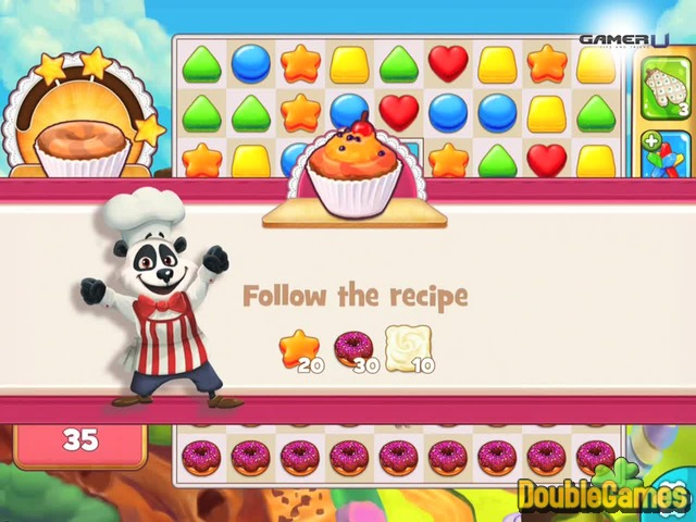 Kostenloser Download Cookie Jam Screenshot 1