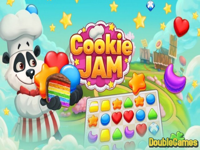 Kostenloser Download Cookie Jam Screenshot 2