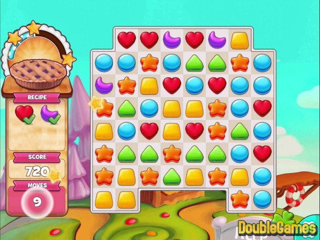 Kostenloser Download Cookie Jam Screenshot 3
