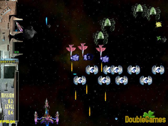 Kostenloser Download Crusader of Space Screenshot 1