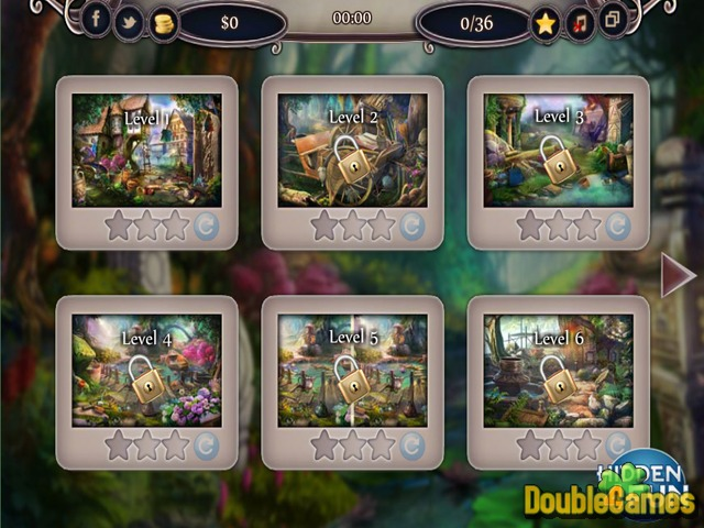Kostenloser Download Crystal Springs Screenshot 1