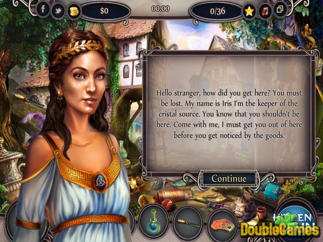 Kostenloser Download Crystal Springs Screenshot 2