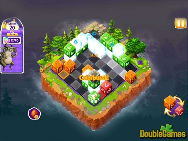 Free Download Cubis Kingdoms Screenshot 1