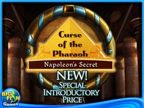 Free Download Curse of the Pharaoh 2: Napoleon's Geheimnis Screenshot 1