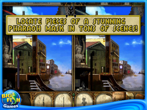 Free Download Curse of the Pharaoh 2: Napoleon's Geheimnis Screenshot 2