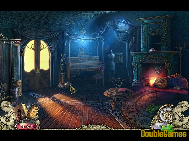 Kostenloser Download Dark Cases: Der Blutrubin Screenshot 1