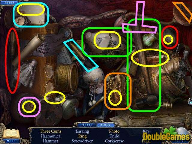 Kostenloser Download Dark Dimensions: City of Fog Strategy Guide Screenshot 2