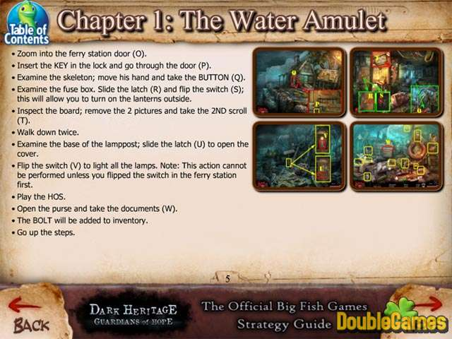 Kostenloser Download Dark Heritage: Guardians of Hope Strategy Guide Screenshot 1