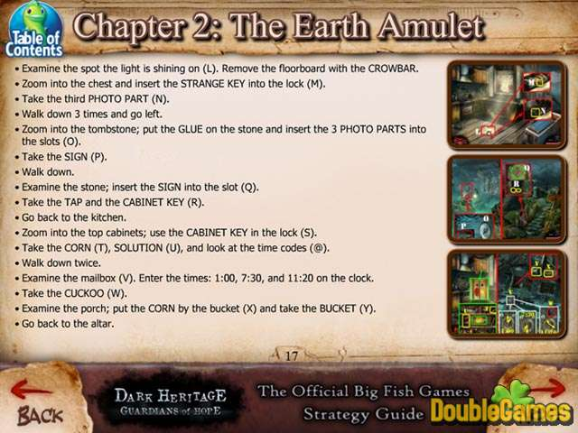 Kostenloser Download Dark Heritage: Guardians of Hope Strategy Guide Screenshot 2