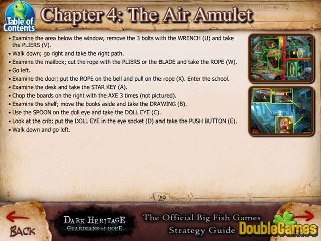 Kostenloser Download Dark Heritage: Guardians of Hope Strategy Guide Screenshot 3
