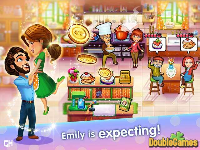 Kostenloser Download Delicious: Emily's Miracle of Life Sammleredition Screenshot 1