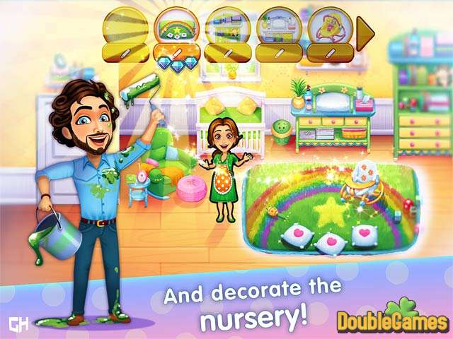 Kostenloser Download Delicious: Emily's Miracle of Life Sammleredition Screenshot 3
