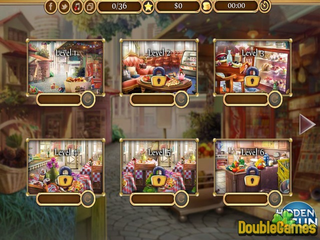 Kostenloser Download Delicious Shop Screenshot 1