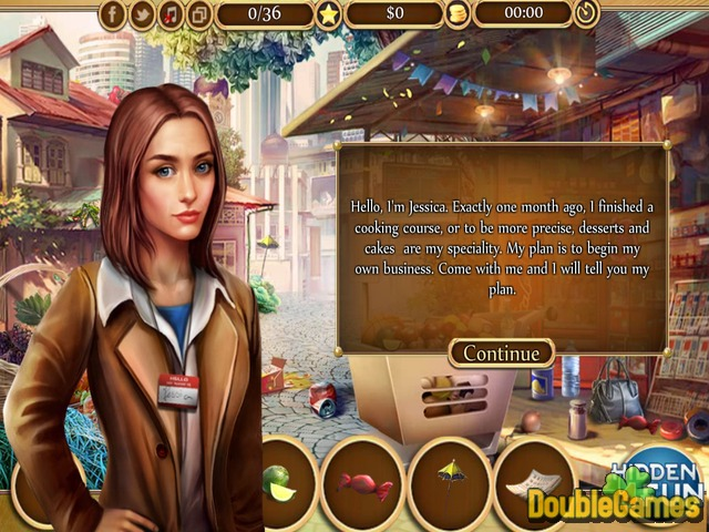 Kostenloser Download Delicious Shop Screenshot 2