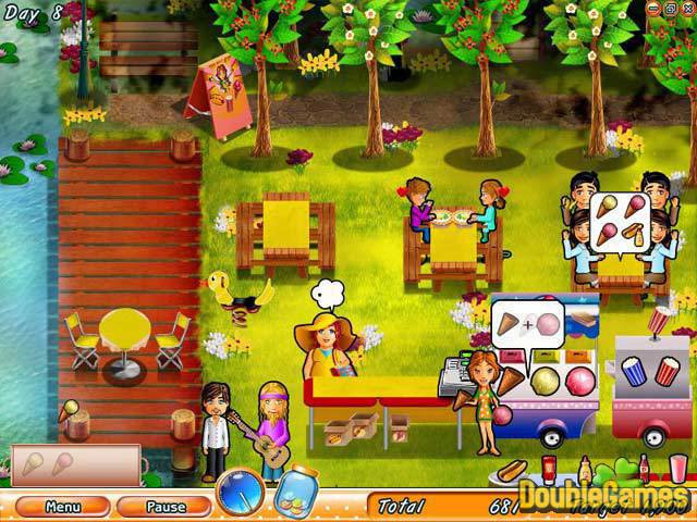 Kostenloser Download Delicious 2 Deluxe Screenshot 1