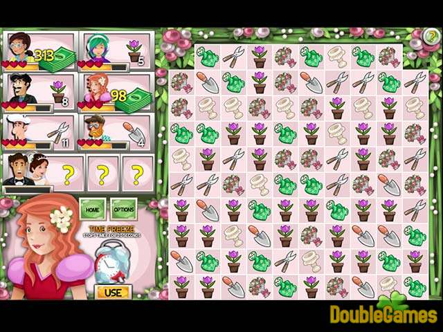 Free Download Dependable Daisy: The Wedding Makeover Screenshot 2