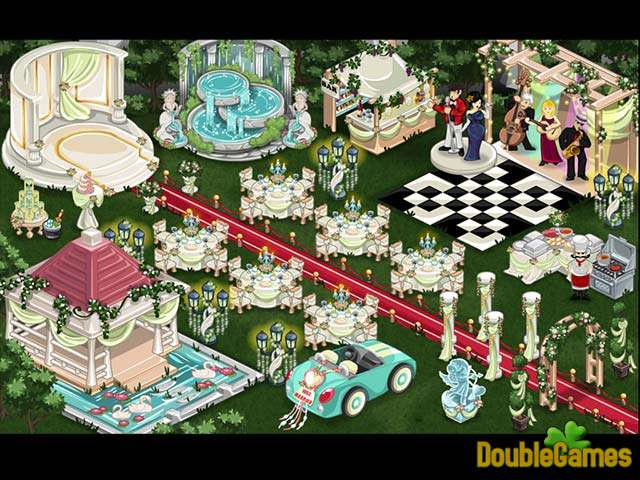 Free Download Dependable Daisy: The Wedding Makeover Screenshot 3