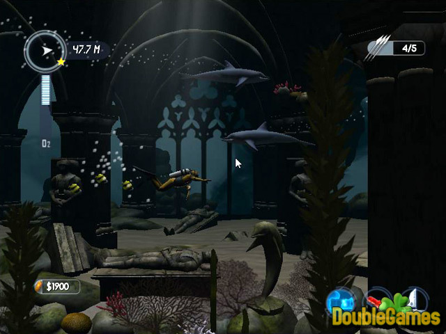 Kostenloser Download Dive: The Medes Islands Secret Screenshot 1