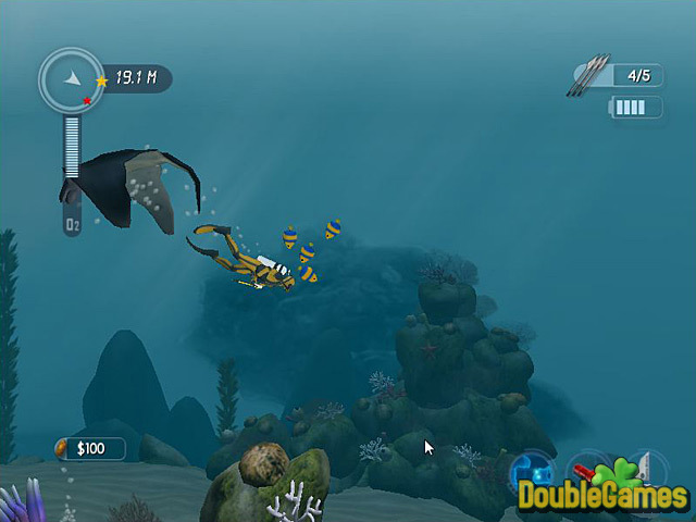 Kostenloser Download Dive: The Medes Islands Secret Screenshot 2