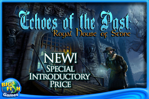 Kostenloser Download Echoes of the Past: Das versteinerte Königshaus Screenshot 1