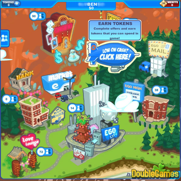Kostenloser Download EGO City Screenshot 1