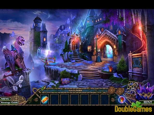 Kostenloser Download Enchanted Kingdom: Fiend of Darkness Collector's Edition Screenshot 1