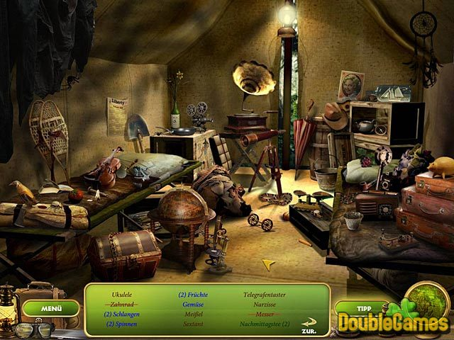 Kostenloser Download Escape from Thunder Island Screenshot 1