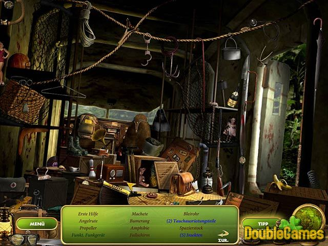 Kostenloser Download Escape from Thunder Island Screenshot 3
