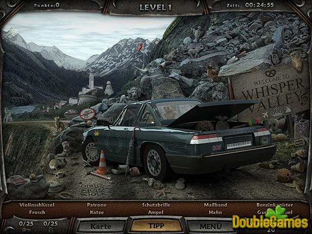 Kostenloser Download Escape Whisper Valley Screenshot 1