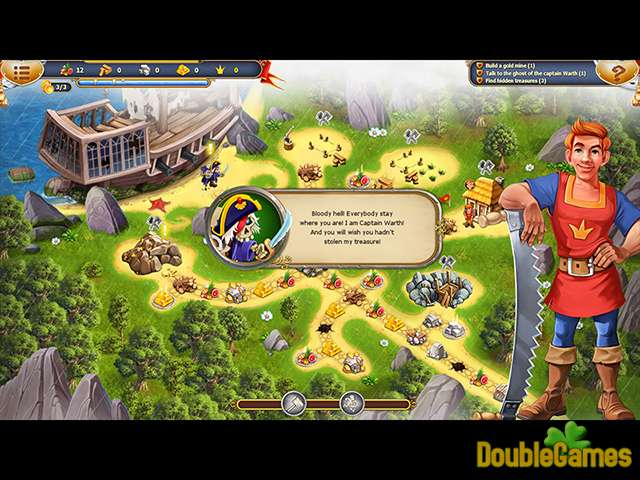 Kostenloser Download Fables of the Kingdom III Screenshot 1