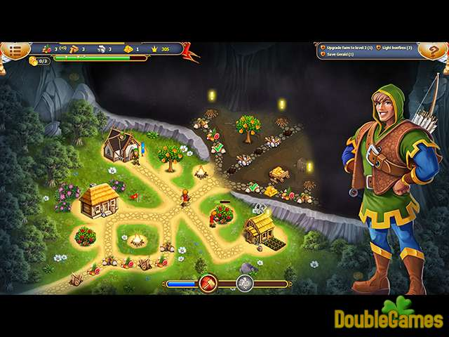Kostenloser Download Fables of the Kingdom III Screenshot 2