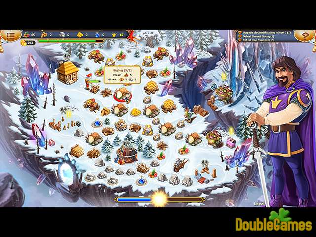 Kostenloser Download Fables of the Kingdom III Screenshot 3